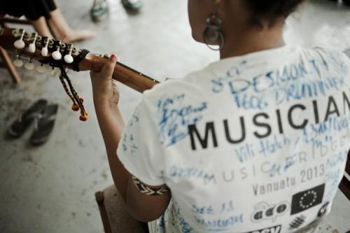 Musician at SMK